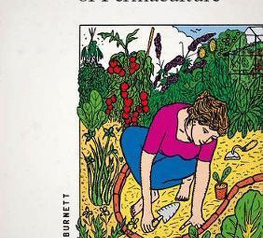 The Vegan Book of Permaculture van Graham Burnett