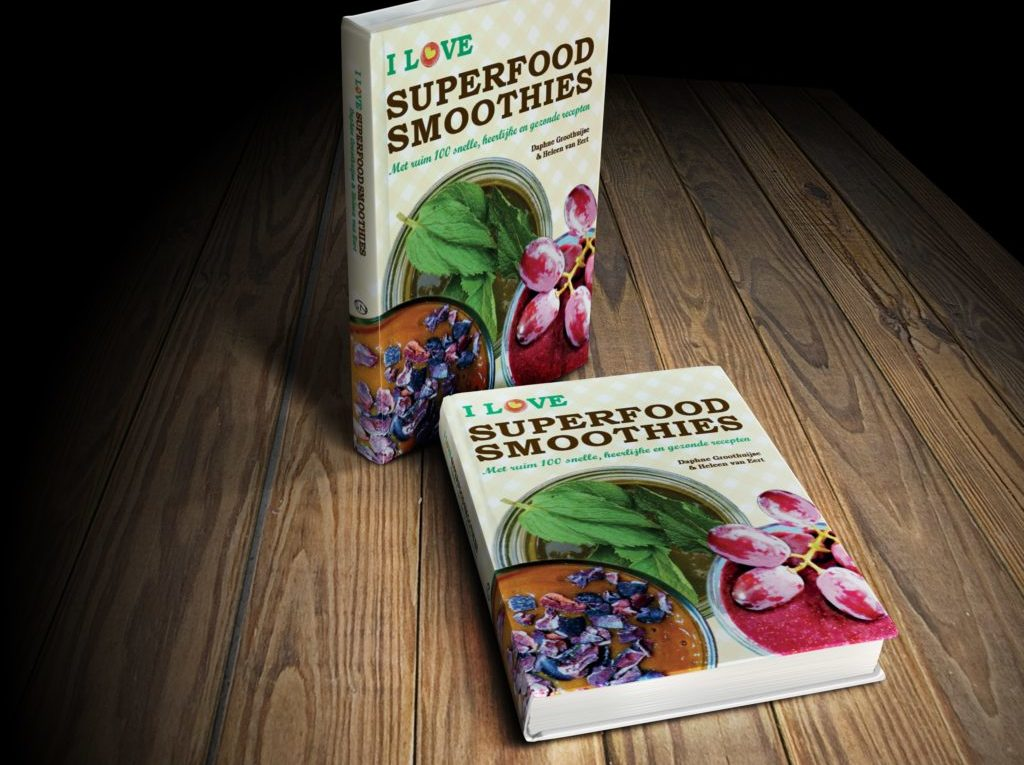 Gezond en energiek met vegan superfood smoothies