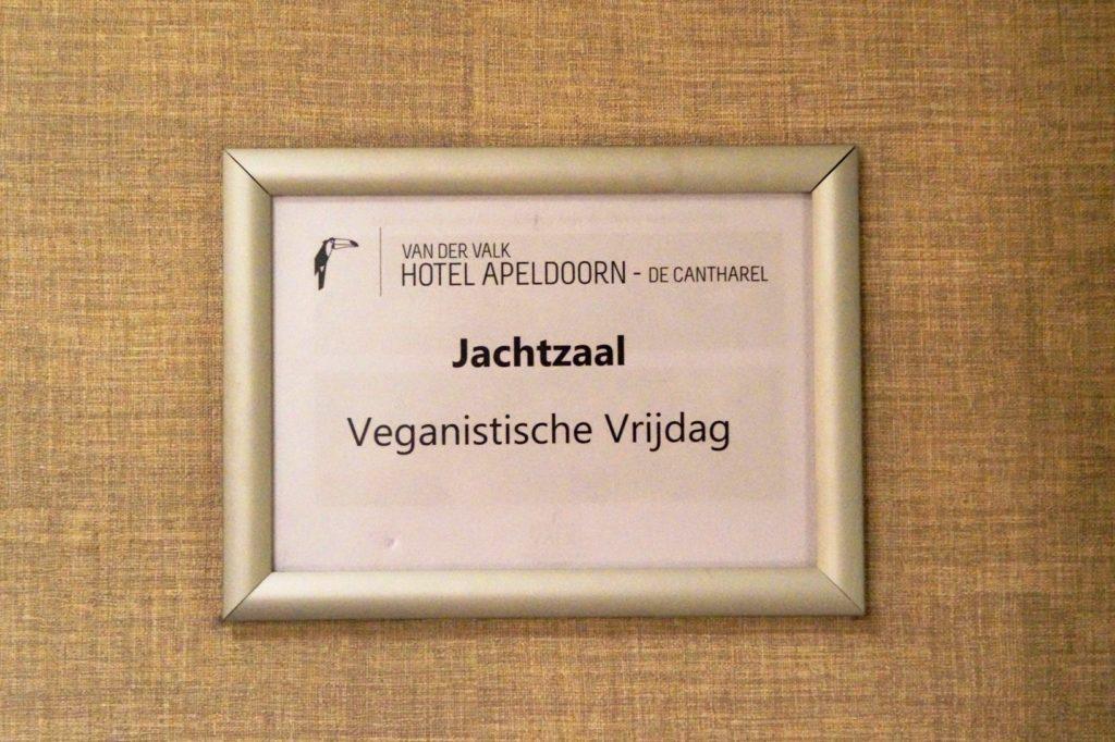 Vegan vriendelijke Van der Valk?