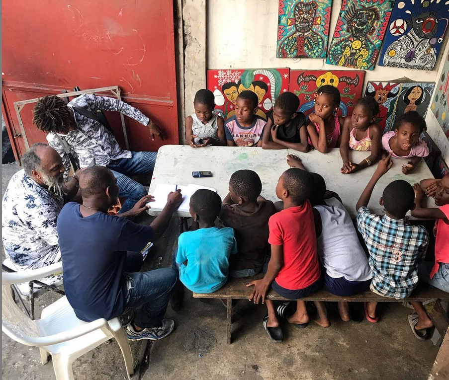 New Vision Art School Haiti